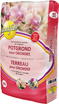 Potgrond Orchidee 10L2